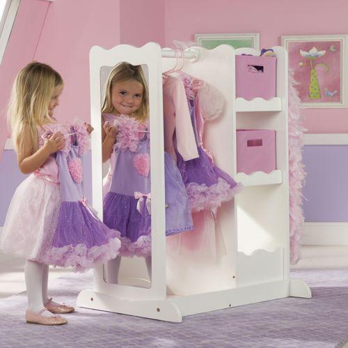Dress Up Center With Storage From Onestepahead Com Dress Up