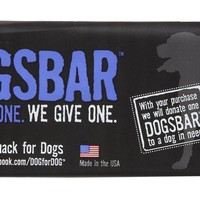DOG for DOG DOGSBAR - Blueberry