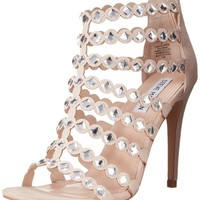 Steve Madden Women's SHINNING Dress Sandal