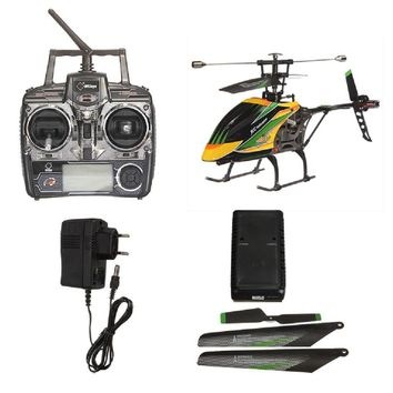 WLtoys V912 Sky Dancer 2.4G 4CH RC Helicopter RTF with Videography Function Remote Control Toys For Children