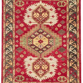 Village by Artemis Hand Knotted Wool Rug