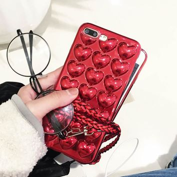 Love Heart Phone Cases