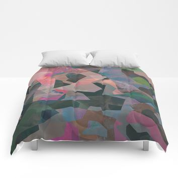 Camouflage XXIV Comforters by Metron