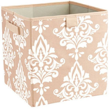 ClosetMaid Premium Storage Bins, French Vanilla
