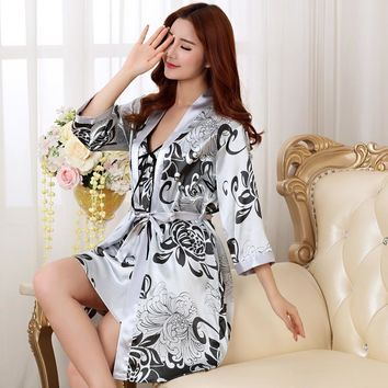 women men nightwear sexy sleepwear lingerie sleepshirts nightgowns sleeping dress good nightdress lover's Homewear