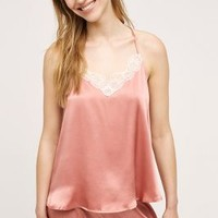 Eloise Laced Satin Cami
