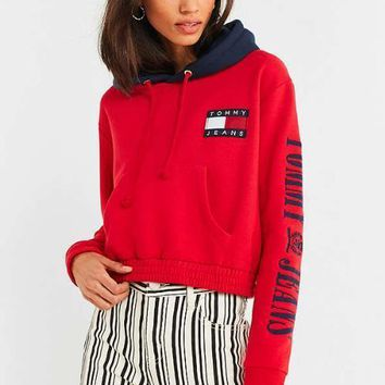 Tommy Hilfiger Women Hot Hoodie Cute Sweater-5