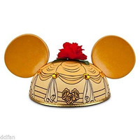 Princess Belle Adult Mouse Ears Hat - Beauty and the Beast - Disney Parks