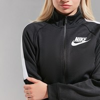 Nike Cropped Track Jacket | Urban Outfitters