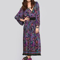 Emely Paisley Maxi Dress - Vintage | GYPSY WARRIOR