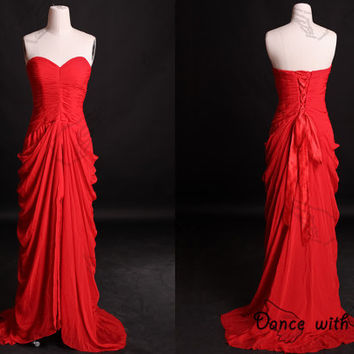 Red sexy simple prom dresses,prom dress,long prom dress,bridesmaid dresses,evening dresses,bridesmaid dress,evening dress