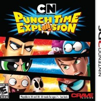 Cartoon Network: Punch Time Explosion - Nintendo 3DS