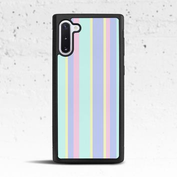 Pastel Stripes Phone Case for Samsung Galaxy S & Note