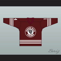 Isaac Lahey 14 Beacon Hills Cyclones Hockey Jersey Teen Wolf TV Series New