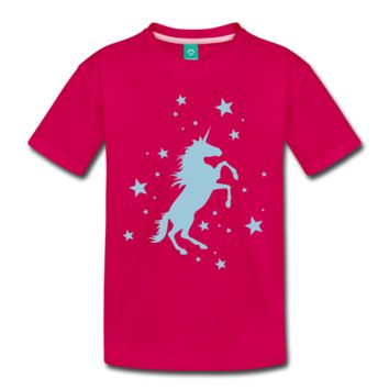 Unicorn Toddler Premium T-Shirt