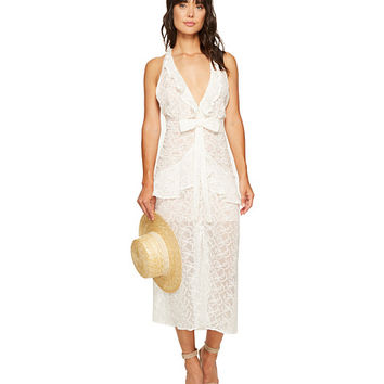 For Love and Lemons Sweet Dispostion Maxi Dress