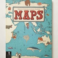 Maps by Anthropologie in Multi Size: One Size Books