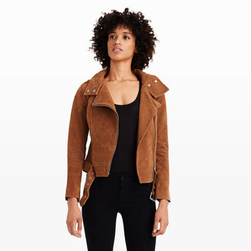 Mackage Hania Suede Jacket
