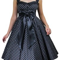 Chicstar | Archaize Polkadot Black Dress - Buy Online Australia Tragic Beautiful