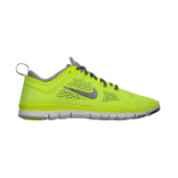 Nike Free TR 4 Women's Training Shoes - Volt