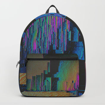 Bismuth Crystal Backpacks by DuckyB