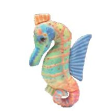 "13"" Seahorse Stuffed Animals Floppy Ocean Conservation Collection"