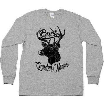 Buck Gender Norms -- Unisex Long-Sleeve