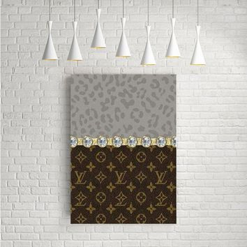 LOUIS VUITTON JEWELRY ARTWORK POSTERS