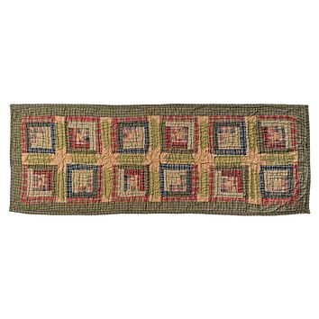 Tea Cabin Table Runners