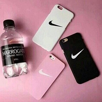 The New Nike Printed Iphone 7 7plus &6 6s Plus Cover Case