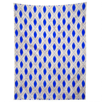 Holli Zollinger Dot Ikat Tapestry