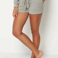 Hacci Knit Cozy Short | Lounge | rue21
