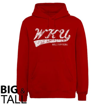 Western Kentucky Hilltoppers All-American Secondary Big and Tall Sweatshirt - Red