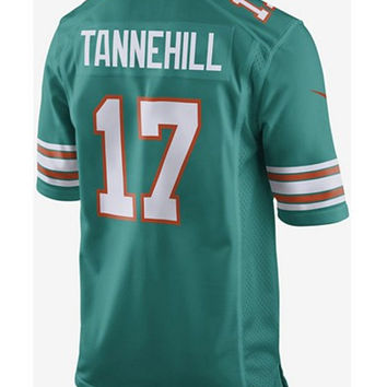 Nike Ryan Tannehill Miami Dolphins Game Jersey