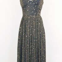 Motel Rocks sparkle maxi dress