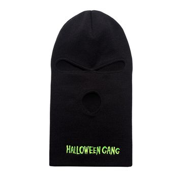 HALLOWEEN GANG SKI MASK | October's Very Own