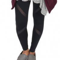Turn It Around Leggings In Black | Monday Dress Boutique