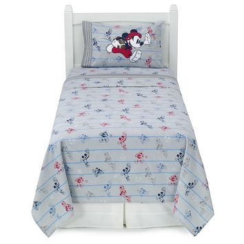 Disney's Mickey Mouse Flannel Sheets by Jumping Beans