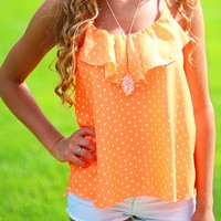 Orange Crush Top