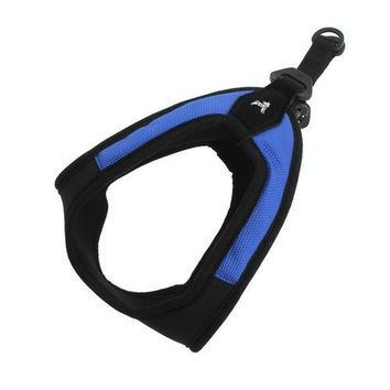Gooby Easy Fit Dog Harness - Blue