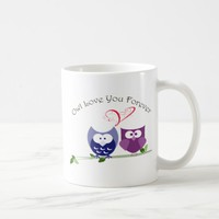 Owl Love You Forever Coffee Mug