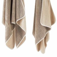 Lino Towels by Abyss and Habidecor