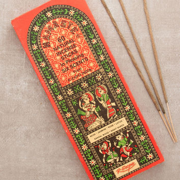Namaste Incense 6 Scent Variety Pack