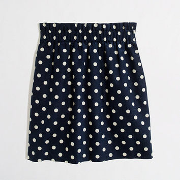 Factory novelty linen-cotton mini