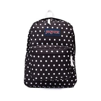 JanSport Superbreak Polka Dot Backpack