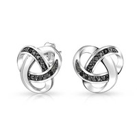 Bling Jewelry Knot Like You Studs