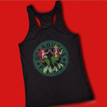 Ariel And Friend Starbuck Women'S Tank Top