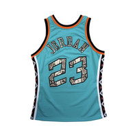 Special Edition Michael Jordan 1996 NBA All Star Game Jersey Python Skin