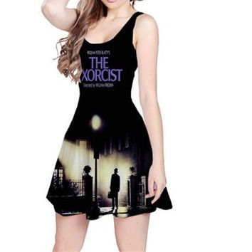 The Exorcist skater dress