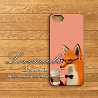 fox,iphone 5S case,Blackberry Z10 case,Q10case,ipod 5 case,ipod 4 case,ipod case,iphone 5C case,iphone 5 case,iphone 4 case,iphone 4S case,